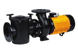 Насос чугунный с префильтром 165-195  м3/час, 380В, 11 кВт CFRP125-125-11 Glong