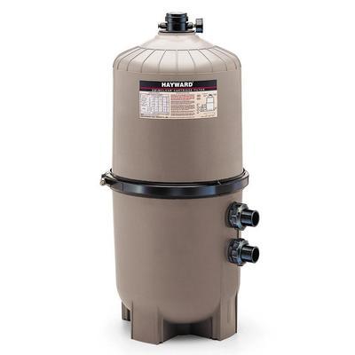 Фильтр D.E. PRO GRID 33м3/ч без вентиля