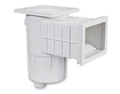 Скиммер для композитного бассейна, 15 л, квадратная крышка A-003 IML