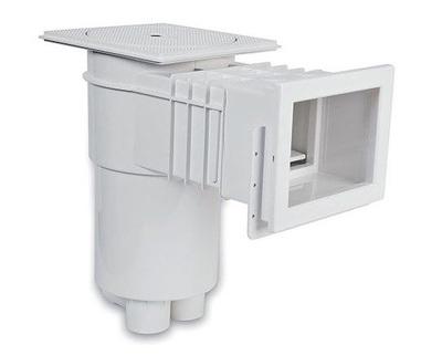 Скиммер для бетонного бассейна без декоративной рамки Е008 IML