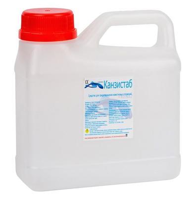 Средство от минеральных и железистых отложений 1л (1,2кг) КАНЗИСТАБ Kenaz
