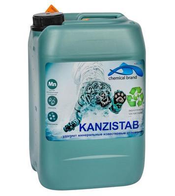 Средство от минеральных и железистых отложений 10л (12кг) КАНЗИСТАБ Kenaz