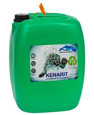 Гипохлорит натрия 15% 20л (25кг) КЕНАРИТ Kenaz