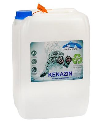 Альгицид непенящийся 20л (22кг) КЕНАЗИН Kemira