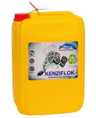 Жидкий коагулянт 20л (21кг) КЕНЗИФЛОК Kenaz