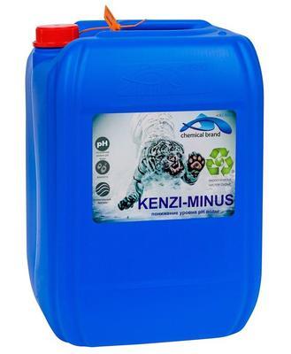 КЕНЗИ-МИНУС сернокислый 37% понижение Ph 30л (39кг) Kenaz
