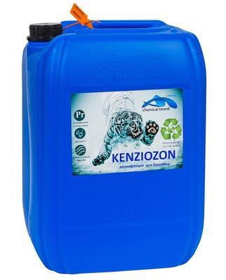 Активный кислород 30% 30л (35кг) КЕНЗИОЗОН Kenaz