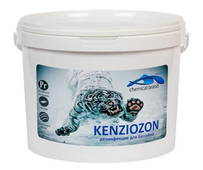 Активный кислород в таблетках по 200г 5кг КЕНЗИ-ОЗОН Kenaz
