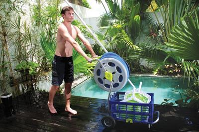 Тележка KADDY для хранения аксессуаров для бассейна