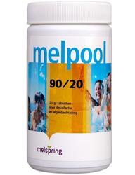 Хлор в таблетках по 20г 1кг Melpool 90/20 Melspring
