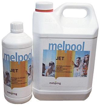 Альгицид непенящийся 5л Melpool JET Melspring