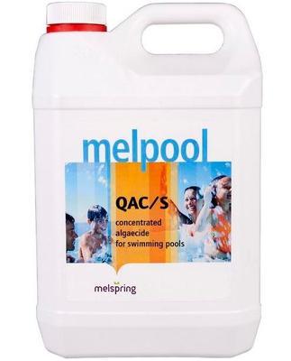 Альгицид концентрированный 5л Melpool QAC SUPER Melspring