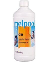 Средство для очистки ватерлинии 1л Melpool GEL Melspring