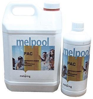 Флоккулянт неорганический жидкий 5л Melpool PAC Melspring