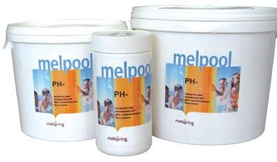 Melpool PH- понижение рН 7кг Melspring