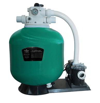 Моноблок Д.450мм, 8 м3/час (фильтр KP450 + насос STP75) PoolKing