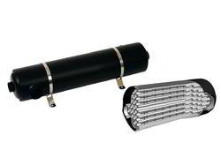 Теплообменник MAXI-FLO 120кВт MF-400 PoolKing