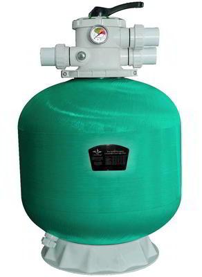 Фильтр Д400мм, 6м3/час, верх.подкл. EPW POOL KING (без вентиля)
