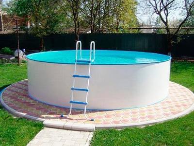Бассейн круглый Rund 450х120 см Summer Fun