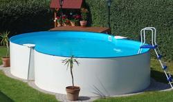 Бассейн восьмёрка 8-Form 525х320х120 см Summer Fun