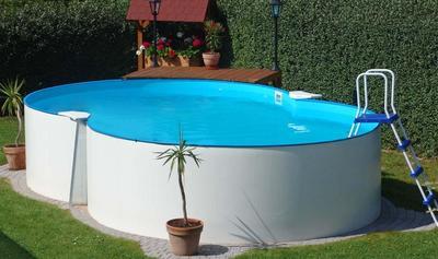 Бассейн восьмёрка 8-Form 855х500х120 см Summer Fun