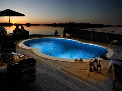 Бассейн восьмёрка 8-Form 525х320х150 см Summer Fun