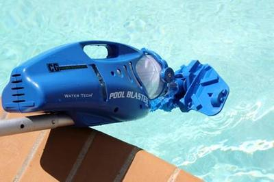 Автономный пылесос Pool Blaster MAX CG