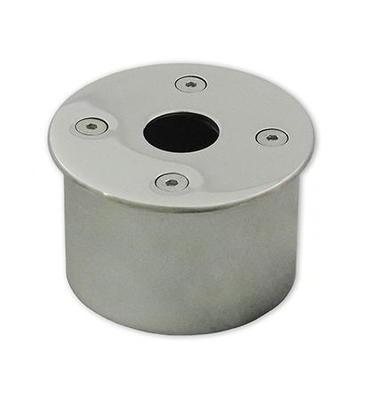 Адаптер под сенсорную пьезокнопку, нерж. сталь AISI-304 Xenozone