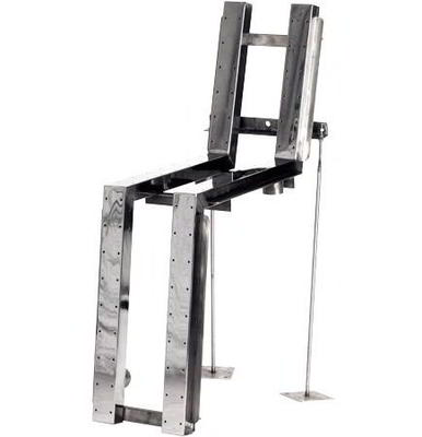 Кресло аэромассажное, пленка, нерж. AISI-304 Xenozone