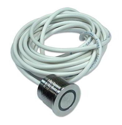 Пьезокнопка сенсорная c подсветкой LED RGB, нерж. сталь AISI-304 Xenozone