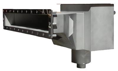 Скиммер с камерой долива и широкой горловиной L=600 мм, пленка Xenozone