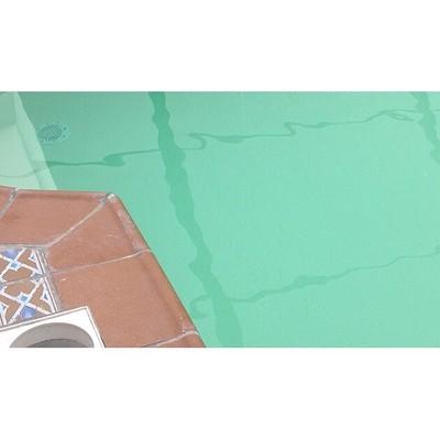 Лайнер Cefil Caribe (бирюзовый) 1,65x25,2 м (41,58 м.кв)