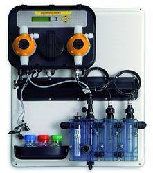 Станция контроля и дозации PH/Rx 10 л/ч на панели A-POOL SYSTEM Aqua