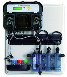 Станция контроля и дозации PH/Rx 1,5 - 3 л/ч на панели A-TECHNOPOOL Aqua