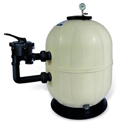 Песочный фильтр Д790 22 м3/ч с боковым клапаном AQUARIUS Aqua
