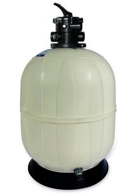 Песочный фильтр Д450 6 м3/ч с верхним клапаном AQUARIUS Aqua