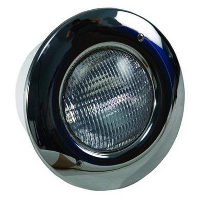 Прожектор 300Вт под бетон Aquant с нерж. накладкой