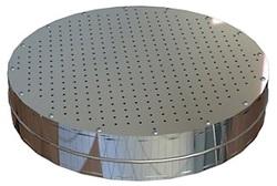 Плато аэромассажное круглое D=480 мм Аквасектор (под бетон)