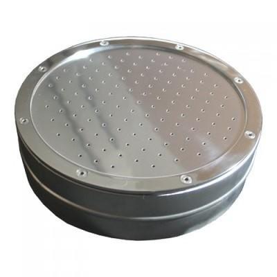 Плато аэромассажное круглое D=240 мм Аквасектор (универсал.)