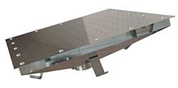 Плато аэромассажное квадратное 600х600 мм Аквасектор (под бетон)