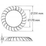 Прожектор 28 Вт Aquaviva LED006- 546led