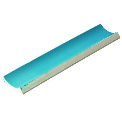 Кромка внутренняя голубая Aquaviva 240x60 мм