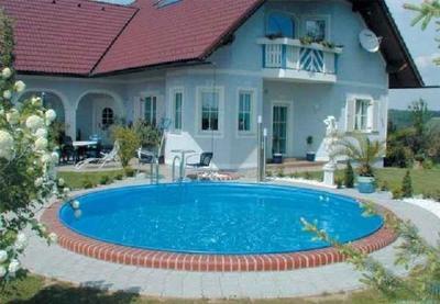 Бассейн сборной Fun 350х120 см Future pool