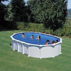 Бассейн овальный 610х375х132 см (белый) Dream Pool Gre