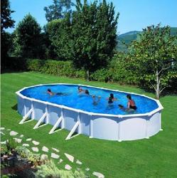 Бассейн овальный 610х375х132 см (белый, распорки) Dream Pool Gre