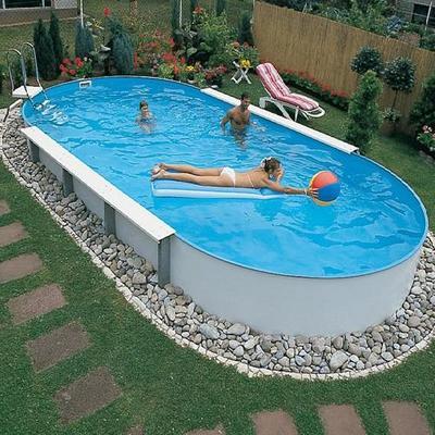 Бассейн сборной Swim 916х460х120 см Future pool