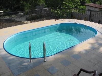 Бассейн сборной Swim 1100х550х150 см Future pool