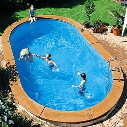 Сборный бассейн 9*5*1,2 м Sunny Pool MTH
