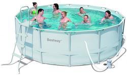 Бассейн BestWay 427 х 122 см (песочный фильтр)