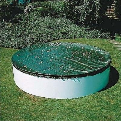 Покрывало брезентовое для бассейна Summer Fun круг 4.00/4.20 м
